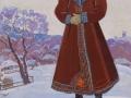 Іван Гончар. Виглядала мати сина