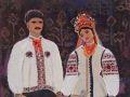 Іван Гончар. Весільна пара