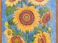 Григорій Синиця. Квіти сонця
