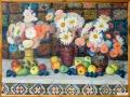 Григорій Синиця. Квіти і фрукти