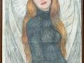 Григорій Синиця. Картина жінки без назви