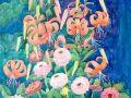 Григорій Синиця. Квіти