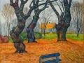 Григорій Синиця. Полум'яна осінь