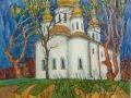 Григорій Синиця. Кирилівська церква