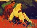 Веніамін Кушнір. Червоні маки