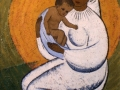 Веніамін Кушнір. Материнство
