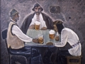Веніамін Кушнір. П'ють пиво