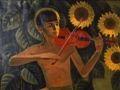 Веніамін Кушнір. Соняшник