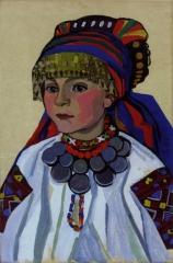 Галина Зубченко. Ганнуся-княгиня